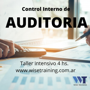 taller intensivo de auditoria Wise Training